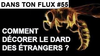 Comment décorer le dard des étrangers ? #DansTonFlux 55