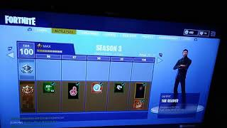 Selling Fortnite account taking offers!