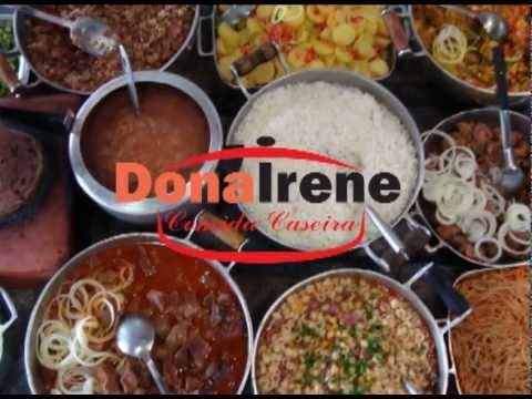 VT Restaurante Dona Irene Comida Caseira Travel Video