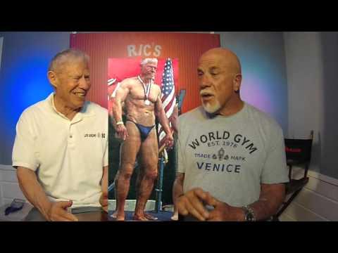 Jim Arringtonm 83 Yr Old Bodybuilder