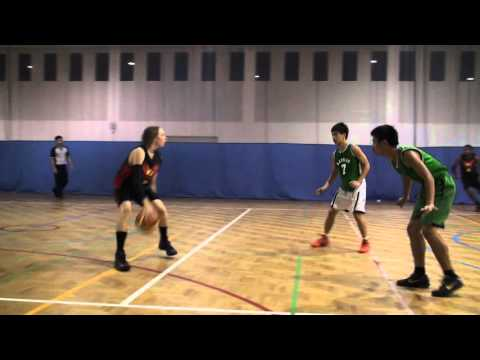 Asia Pacific Sports Management Tournament 2012  - Guys vs Maali 1