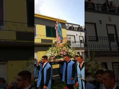 Procissão em Honra a Nossa Senhora da Oliveira - Fajã de Cima 2018