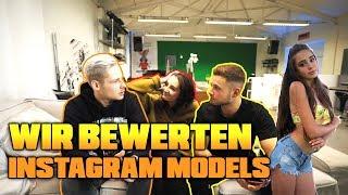 Wir bewerten Instagram Models | Mit Rewinside und Jodie