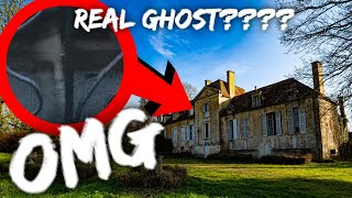 Abandoned Assassin's creed mansion - (WE WERE NOT ALONE)