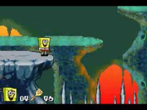 Cavernous Canyon's Acrid Air Pockets (PS1 + GBA)