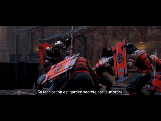 For Honor - L'Emissaire
