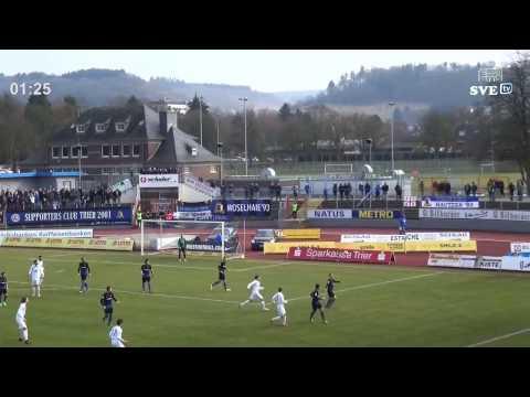 SVE TV: SV Eintracht Trier 05 - SSV Ulm 1846