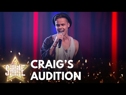 Craig Webb performs 'Jealous' by Nick Jonas - Let It Shine - BBC One