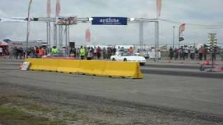 trophe dragster lanas 2009 corvette c5 vs corvette c4 zr1 run 2