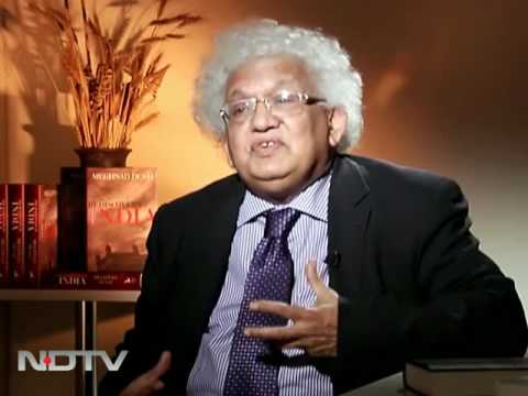 Lord Meghnad Desai on his new book