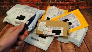 НЕ ЖЕСТЬ, и НЕ ШОК!! Открываем 6 посылок. Распаковка посылок c Алиэкспресс(, 2017-02-21T10:51:57.000Z)