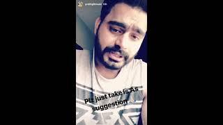 Parbh Gill ne fan's layi kahi gal jrur dekho || by Avvy singh