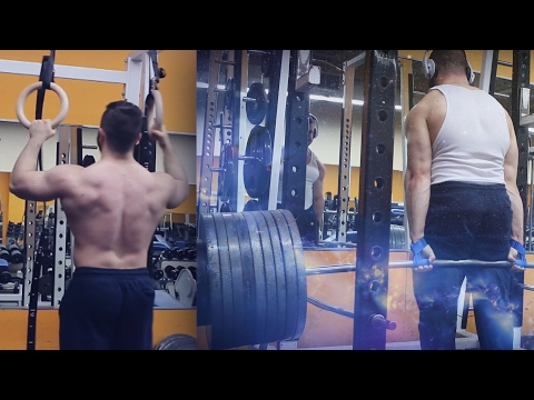Yoke-Nastics Full Body Workout INSANITY!