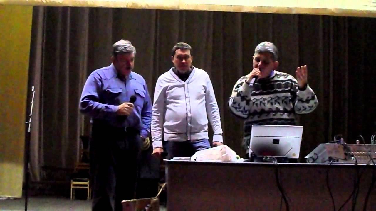 "На репетиции ВИА ""Офицеры запаса"" Саратов... 4.01.2015 ..."