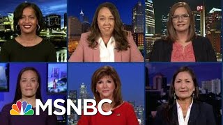 Watch: 8 Women Candidates Join For Record Breaking 2018 Midterms | The Beat With Ari Melber | MSNBC