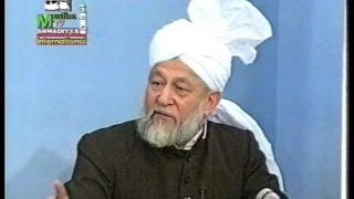 Urdu Khutba Juma on November 25, 1994 by Hazrat Mirza Tahir Ahmad