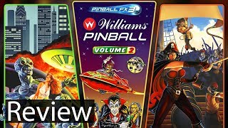 Pinball FX3: Williams Pinball Volume 2 Gameplay Review (Classics Included)