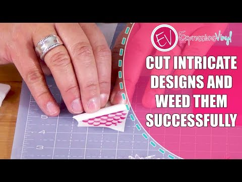 how to make vinyl shirts with cricut