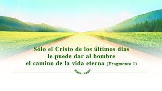 La Palabra de Dios | Sólo el Cristo de los últimos días le puede dar al hombre el camino de la vida eterna (Fragmento 1)