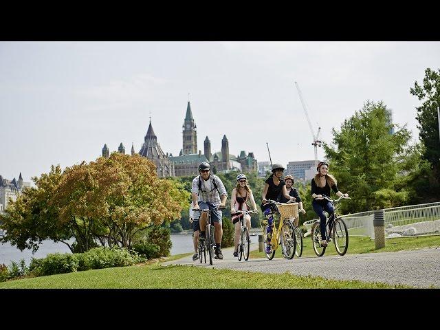 Ottawa, the Cyclists City | Ottawa Tourism