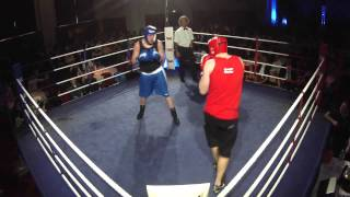 Ultra White Collar Boxing Manchester | Fight 14