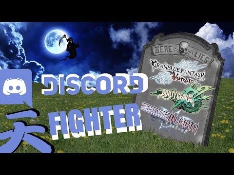 Discord Fighter