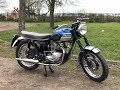 1965 Triumph T90 350cc for Sale