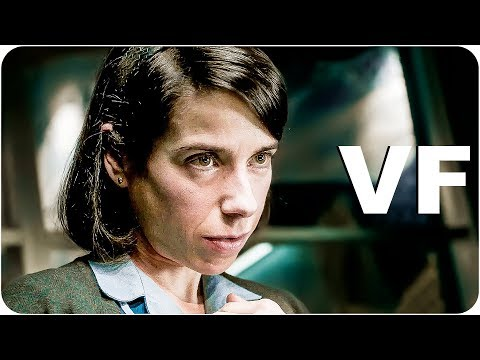 LA FORME DE L'EAU - THE SHAPE OF WATER Bande Annonce VF (2018) streaming vf