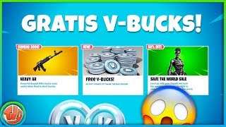 NIEUWE MANIER *GRATIS* V-BUCKS!! *LEGENDARY* HEAVY AR COMING SOON! - Fortnite: Battle Royale