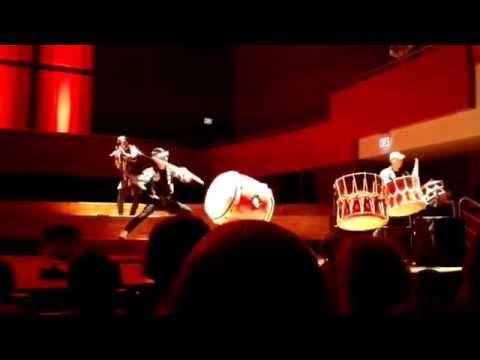 ONDEKOZA Japon Davul Konseri İzmir 2015