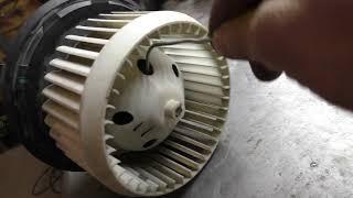 Ремонт мотора нагрівника Delphi і блоку запобіжників УАЗ Патріот 2008 р.