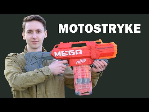 Nerf Mega Motorstryke