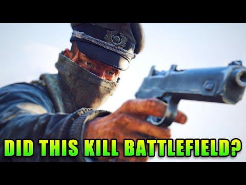 Did Battlefield 5 Kill The Franchise?