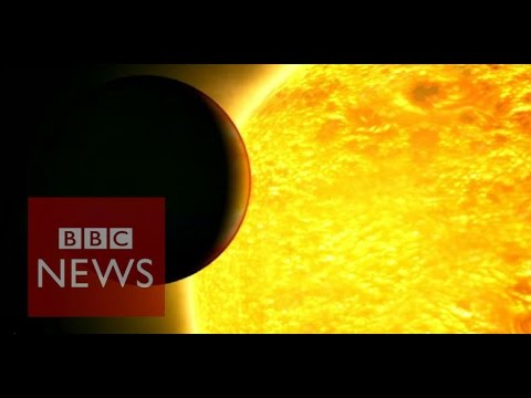 If alien life exists on exoplanets, how would we know? BBC News