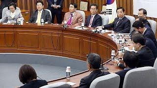 2018년3월12일 자유한국당 원내대책회의