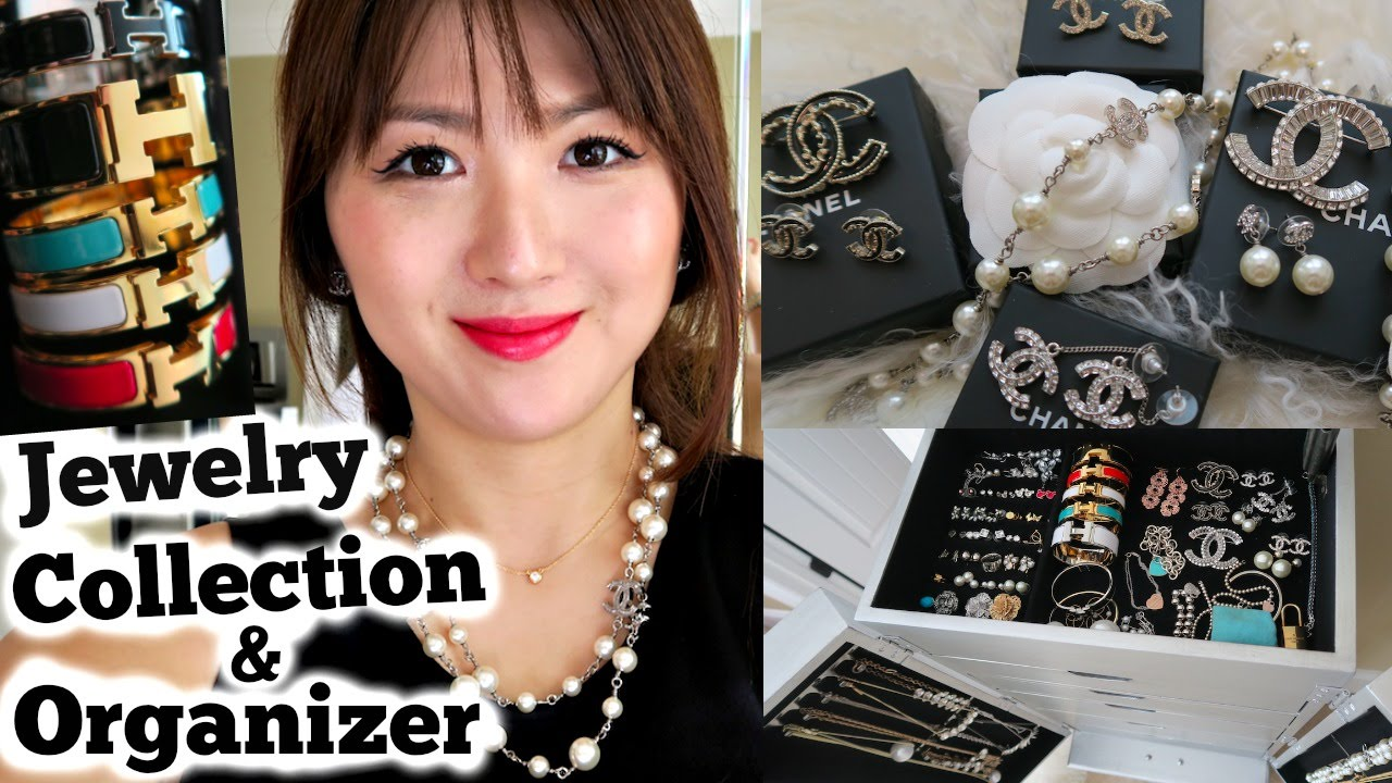 2016 Jewelry Collection Organizer YouTube