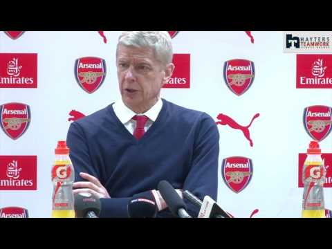 Wenger: Race for top four is on