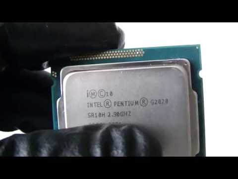 Processor Intel Pentium G2020 SR10H