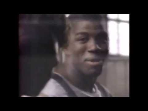 1990s KFC Magic Johnson Commercial