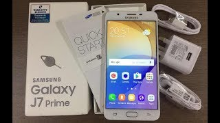 Unboxing And Review Samsung Galaxy J5 Prime Urdu Hindi AzizTech Pro