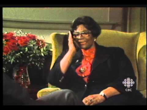 Ella Fitzgerald on her career & forbidden love, 1970: CBC Archives | CBC