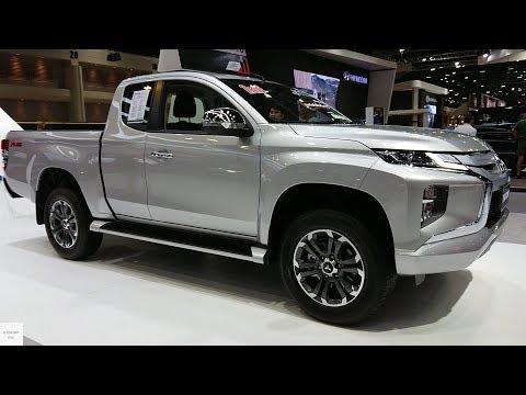 2020 Mitsubishi L200 Triton 2.4 DI-D 4x2 2-Door A/T / In Depth Walkaround Exterior & Interior