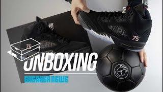 Unboxing Air Jordan 5
