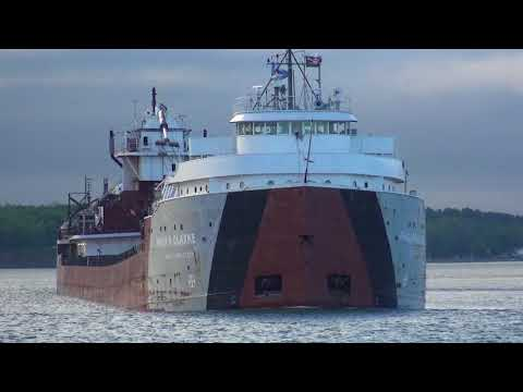 Great Lakes Ships in Action 2017