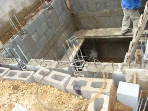 Cisterna de 12 metros cubicos de agua segunda parte 0002 for Cisternas de cemento