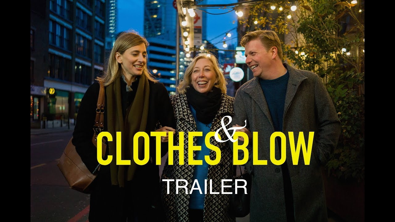 CLOTHES & BLOW - Official Trailer - short film comedy/drama