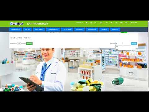 Pharmacy Billing Software Medical Retail Shop Billing