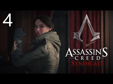 Assassin's Creed Syndicate - World War I: The Apothecary Twins (4)