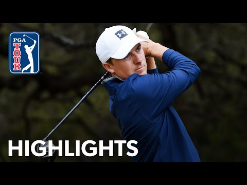 Jordan Spieth shoots 5-under 67 | Round 3 | Valero Texas Open | 2021