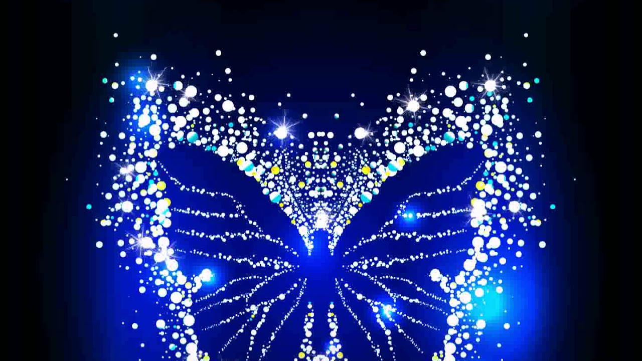 Shining Butterfly Wallpapers